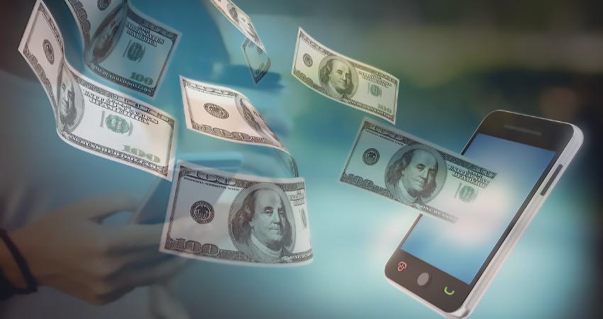 Курс Денежный Смартфон. Заработок от 60 000 рублей с помощью телефона