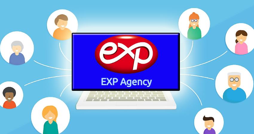 EXP Agency. Система онлайн банкинга