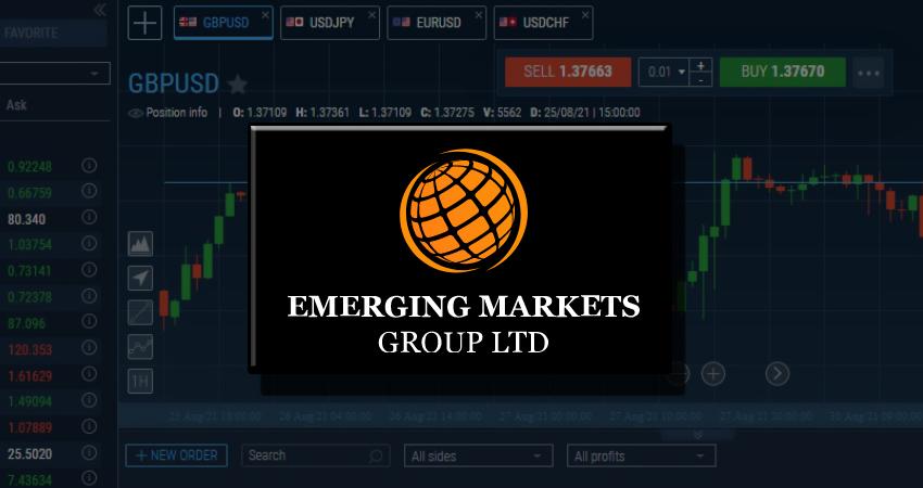 Emerging Markets Group не отвечает требованиям безопасности