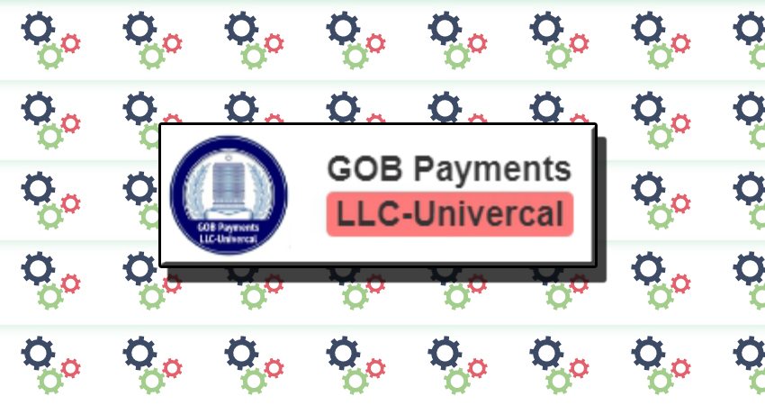 gob-payments llc univercal