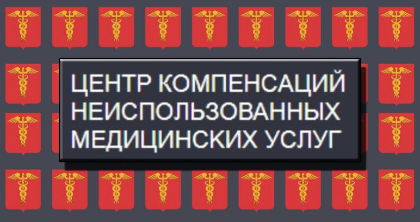 Tsentr Kompensatsiy Neispolzovannykh Meditsinskikh Uslug
