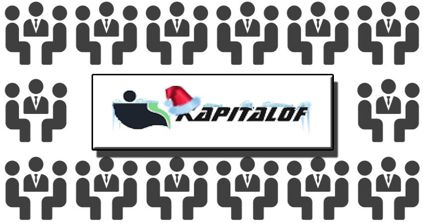 Kapitalof.com. Инновационная система или пустышка?