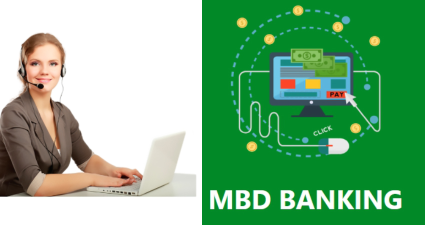 MBD Banking. Онлайн Банкинг и незавершенный перевод