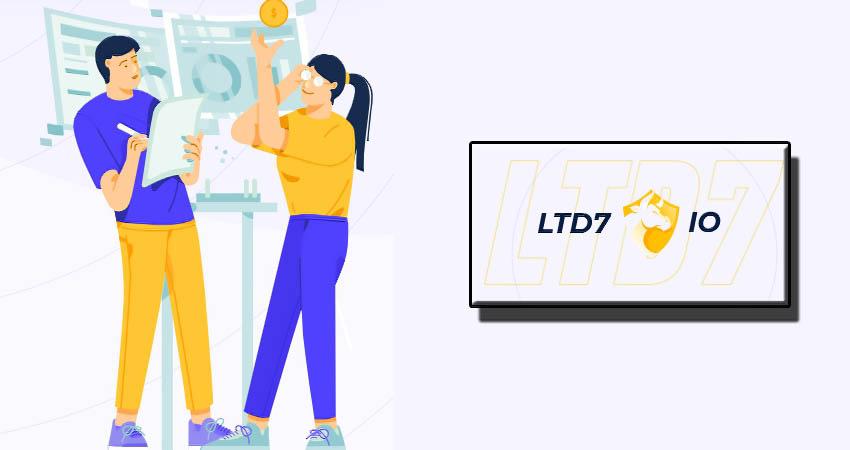 LTD7.io – НЕ инвестиционная компания!