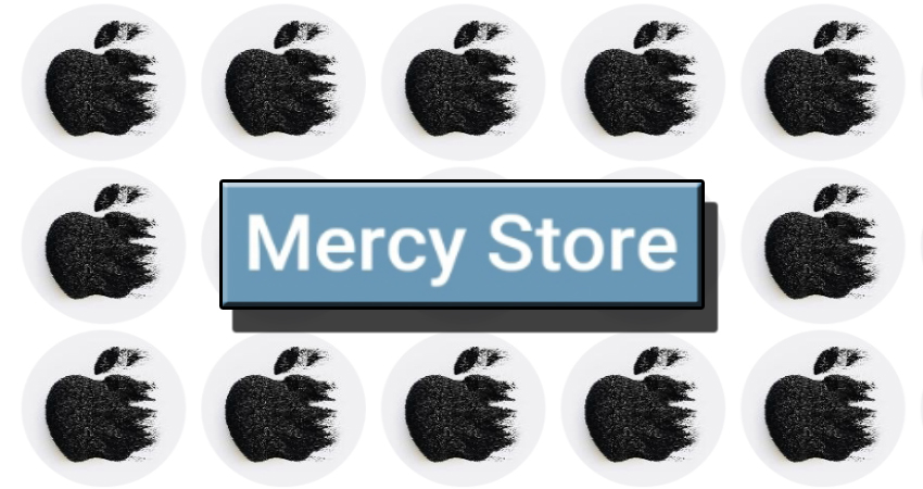 Mercy Store и дешевая техника Apple